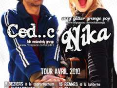 picture of Ced..c & Nika en Concert