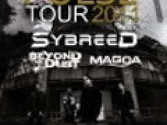 photo de Sybreed + Beyond The Dust + Magoa + Bird Ashes