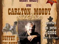 photo de Concert Country avec Carlton Moody
