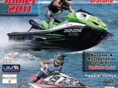 photo de Jet Ski, course Grand Sud soutenu par le DJ DALCAN