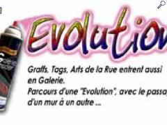 "фотография de "" Evolution "" ou l'art du Graff - Performance et vernissage"