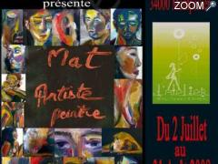 photo de Mat Artiste peintre