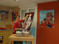 picture of Atelier d'Artiste peintre