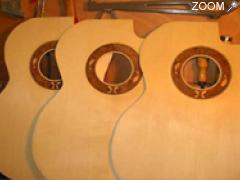 picture of Olivier Pozzo Maitre Artisan Luthier