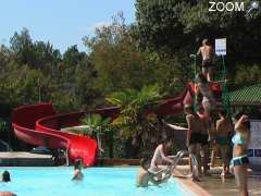 picture of camping le martinet rouge